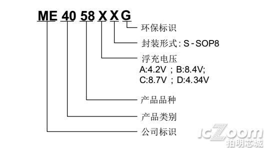 20V输入开关型双节锂电池充电管理方案ME4058.png