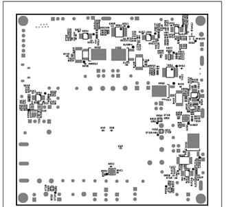 评估板MAX77752 EVK PCB设计图(3):底层丝印
