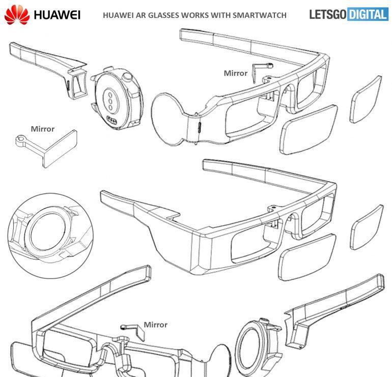 华为或在2019年带来AR眼镜