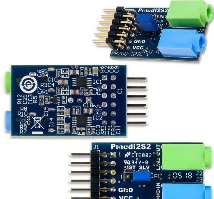 Pmod™ I2S2 Stereo Audio Input and Output.jpg