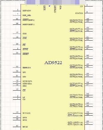 AD9522时钟分频电路.png
