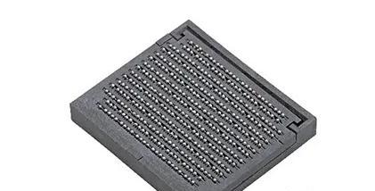 Figure 4: Mirror Mezz Connector's Ball-Grid Array (Image source: Molex).png