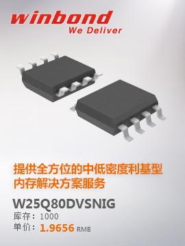 W25Q80DVSNIG