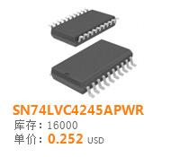 SN74LVC4245APWR