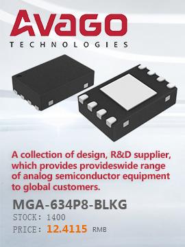MGA-634P8-BLKG