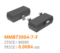 MMBT3904-7-F