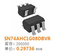SN74AHC1G08DBVR
