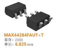 MAX44284FAUT+T
