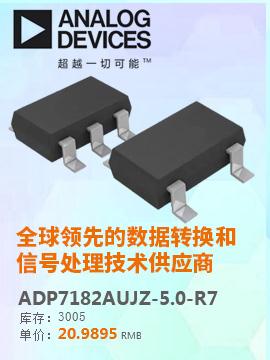 ADP7182AUJZ-5.0-R7
