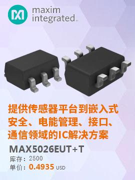 MAX5026EUT+T