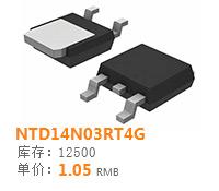 NTD14N03RT4G