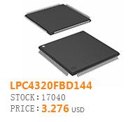 LPC4320FBD144