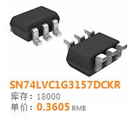 SN74LVC1G3157DCKR