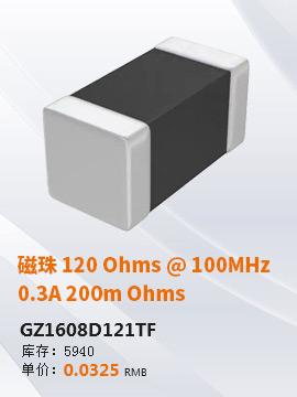 GZ1608D121TF