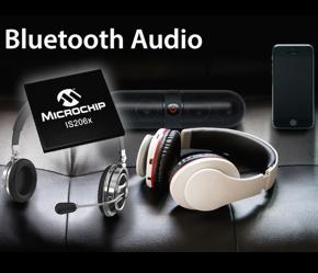 Stereo audio chips leverage Bluetooth V4.2