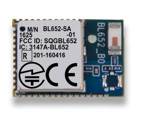 Bluetooth module enhances IoT security