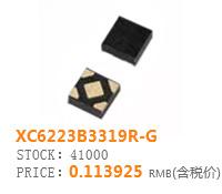 XC6223B3319R-G